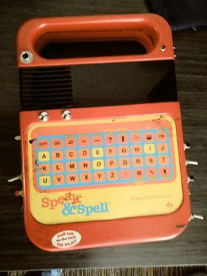 Speak N Spell - circuit bent for Sale in Santa Ana, CA