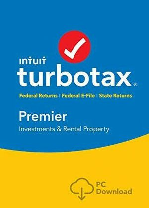 Brand new 2018 TurboTax Premier + State + 5 free e-files for Sale in Rockville, MD