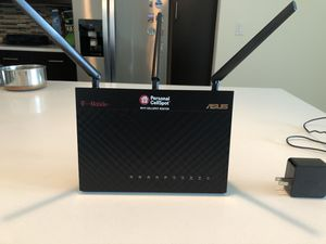 Asus wi-fi Router. Model TM-AC1900 for Sale in Lauderdale Lakes, FL