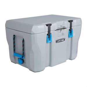 55 Quart High Performance Cooler - Grey for Sale in Los Angeles, CA