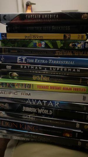 DVD/Blu-ray for Sale in Wekiwa Springs, FL