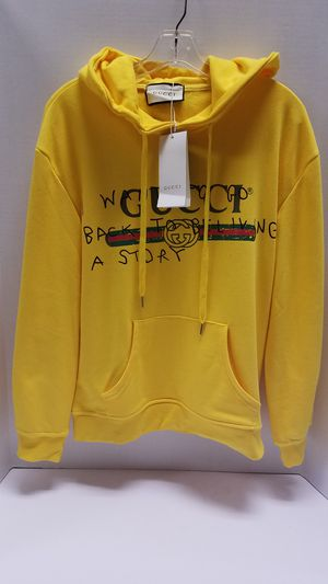 Yellow Gucci Hoody for Sale in Washington, DC