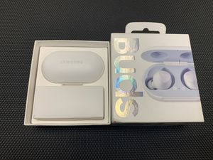 Samsung Galaxy Buds Authentic True Wireless Bluetooth Earbuds Headphones for Sale in Dearborn Heights, MI