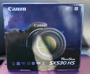 CANON POWERSHOT SX530HS for Sale in Del Valle, TX