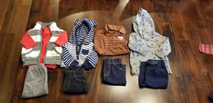 Boys 3 month clothing bundle 46 pieces for Sale in Commerce Charter Township, MI
