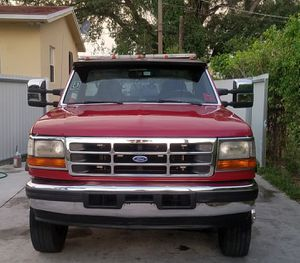 Ford f450 super duty 7.3 turbo flatbet for Sale in Miami, FL