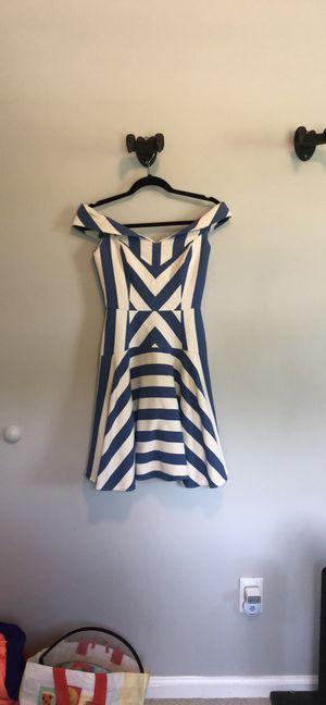 Blue and White Stripe Dress for Sale in Alexandria, VA