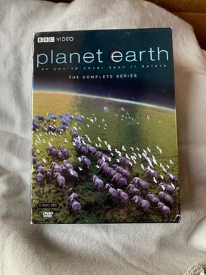 Planet Earth complete DVD Series for Sale in North Riverside, IL