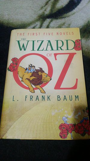 Wizard of Oz first 5 novels for Sale in Vancouver, WA