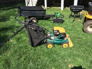 Yard Man Leaf Vaccuum for Sale in Chesterfield, VA