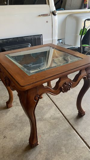 Wood tables for Sale in Visalia, CA