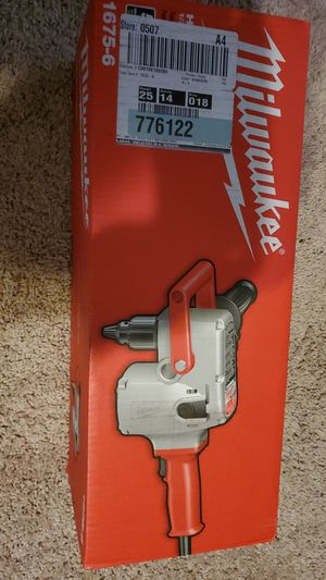Milwaukee angle drill for Sale in Irving, TX