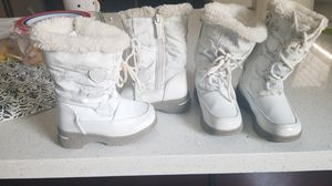 Girl Toddler winter boots for Sale in Kent, WA