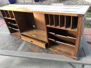 Desk top organizer for Sale in Pomona, CA