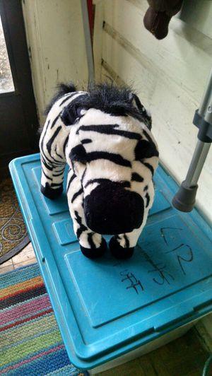 Zebra for sale for Sale in Tampa, FL