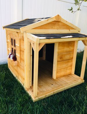 New Solid Wood Large Dog House for Sale in Bluffdale, UT