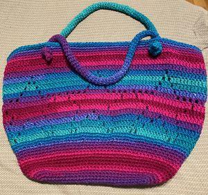 Crochet star market/tote bag for Sale in Avondale, AZ