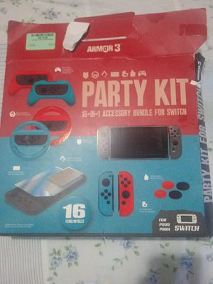 Nintendo switch accessories for Sale in Providence, RI