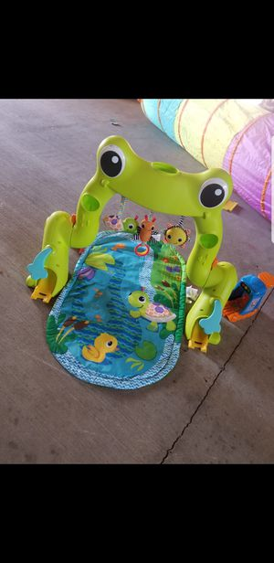 Activity gym for baby for Sale in Laredo, TX