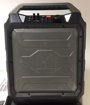 Monster Rockin' Roller Charge Bluetooth Speaker for Sale in Chicago Heights, IL