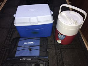 coolers pack for Sale in Colma, CA