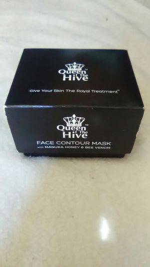 Queen of the Hive Face Contour Mask for Sale in Portland, OR