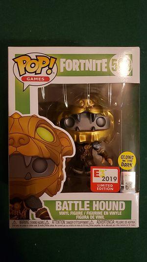 Funko Pop Fortnite GITD Battle Hound for Sale in Newberg, OR