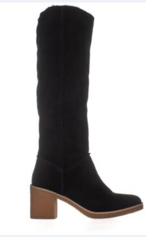 Womens size 6 UGG Australia Kasen Tall Sherling Lined Winter Boots Black MSRP: $260 for Sale in Austin, TX