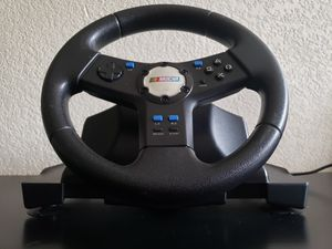 Logitech PS2 racing controller! for Sale in North Las Vegas, NV
