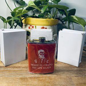 Make El Chapo Escape Again Flasks for Sale in Yorkville, IL
