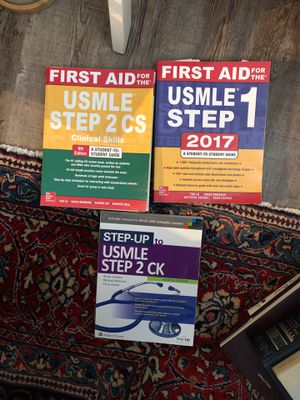 USMLE Books - Free for Sale in Pittsburgh, PA