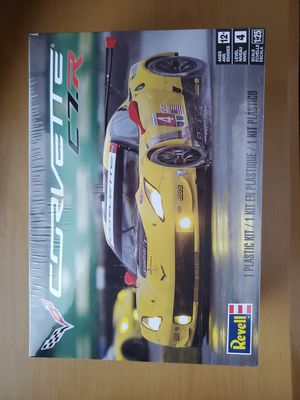 Corvette C7R 1/25 Scale by Revell for Sale in Los Angeles, CA
