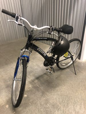 Mountain Bike and helmet for Sale in Nashville, TN