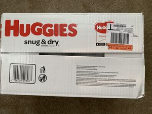 Huggies Diapers for Sale in Upper Marlboro, MD