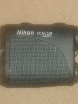 Nikon ACULON 6×20 6.0° for Sale in Aberdeen, WA
