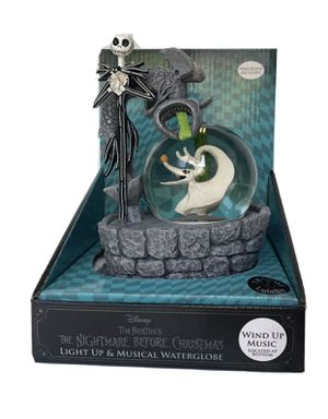 Nightmare Before Christmas snow globe for Sale in Boca Raton, FL