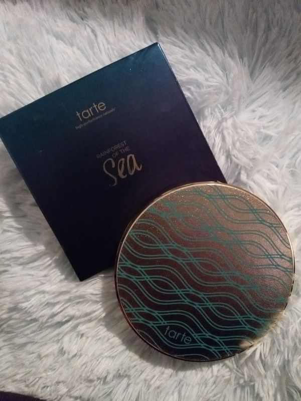 Tarte Rainforest of the sea color correcting palette $40