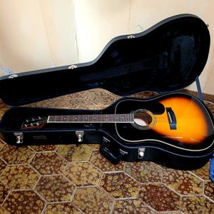 Mitchell Guitar With Case for Sale in Duncanville, TX