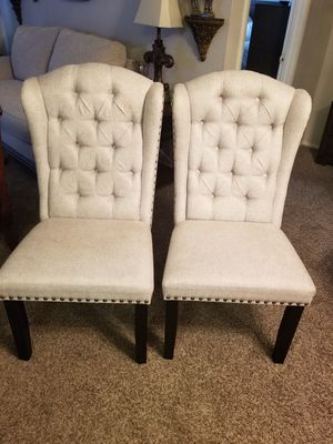 2 Matching Chairs for Sale in Tulsa, OK