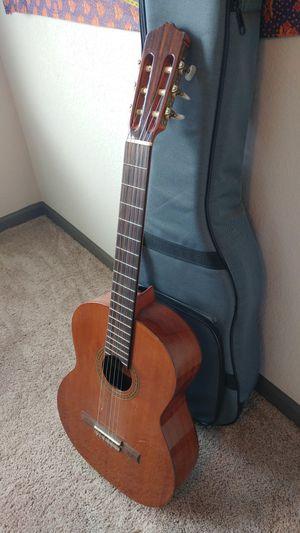 Cordoba, Classic Spanish Guitar, + Gig Carrying Case, Mahogany/Cedar wood, No laminated top for Sale in Orlando, FL