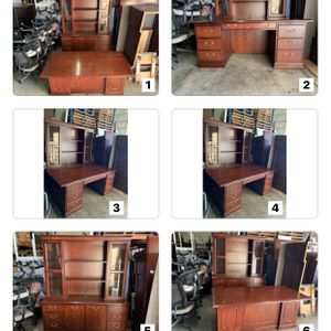 All,Cabinets,lateral,file,Office Furniture,Desk,Storage,Chair,Seating,Workstation,Cubicle,Partition,conference,tables,Round,Tables,Shelving,Pedestal for Sale in Ontario, CA