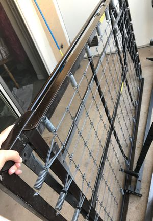 Twin Bed Metal frame for Sale in San Diego, CA