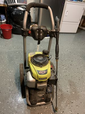 Power washer gas for Sale in Pleasant Hill, CA