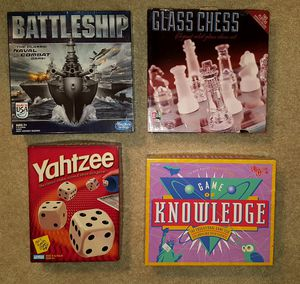 4 Classic Board Games – Perfect For A Rental Home for Sale in Wenatchee, WA