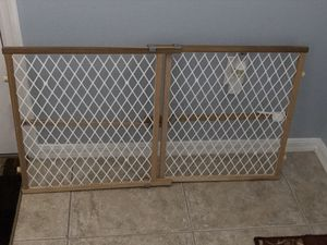 Safety Gate for Sale in Lake Worth, FL
