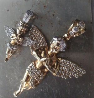 10k gold charms for Sale in Springfield, MA