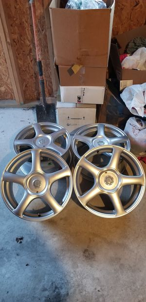 17x8 5x112 - 5x120 for Sale in Chicago, IL