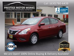 2017 Nissan Versa Sedan for Sale in Naperville, IL
