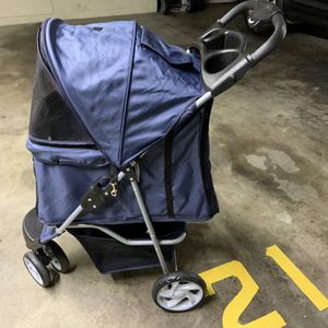 Pets stroller. Paws and pals. Small pet stroller for Sale in Redondo Beach, CA