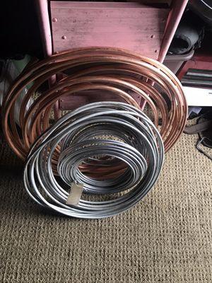 Coper and aluminum tubing $80 for Sale in South Gate, CA
